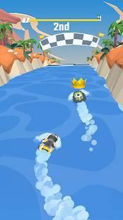 Androidアプリ「Flippy Race」のスクリーンショット 4枚目