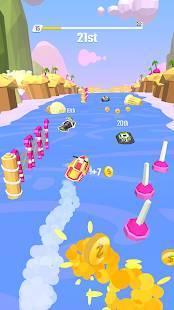 Androidアプリ「Flippy Race」のスクリーンショット 5枚目
