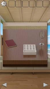 Androidアプリ「脱出ゲーム Seaside La Jolla」のスクリーンショット 4枚目