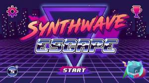 Androidアプリ「Synthwave Escape」のスクリーンショット 5枚目