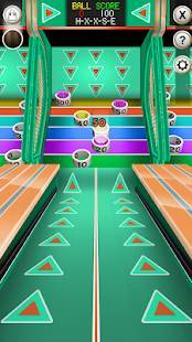 Androidアプリ「Skee-Ball Plus」のスクリーンショット 3枚目