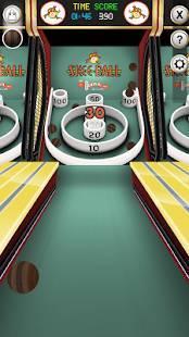 Androidアプリ「Skee-Ball Plus」のスクリーンショット 5枚目