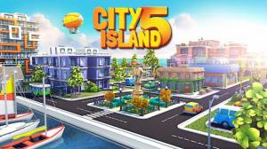 Androidアプリ「City Island 5  - Tycoon Building Offline Sim Game」のスクリーンショット 1枚目