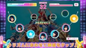 Androidアプリ「ガールズビートステージ!」のスクリーンショット 3枚目