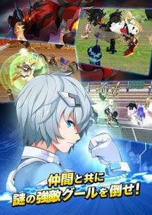 Androidアプリ「暁のブレイカーズ  ~アクション・バトル~」のスクリーンショット 4枚目
