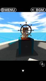 Androidアプリ「脱出ゲーム RESORT - 南国ビーチへの脱出」のスクリーンショット 3枚目
