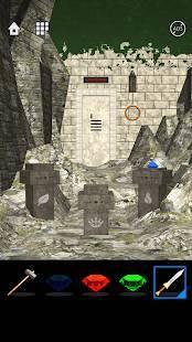 Androidアプリ「脱出ゲーム Lost DOOORS」のスクリーンショット 4枚目