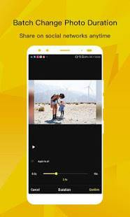 Androidアプリ「BeeCut - Incredibly Easy Video Editor for Phone」のスクリーンショット 5枚目