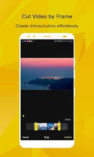Androidアプリ「BeeCut - Incredibly Easy Video Editor for Phone」のスクリーンショット 3枚目