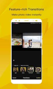 Androidアプリ「BeeCut - Incredibly Easy Video Editor for Phone」のスクリーンショット 4枚目