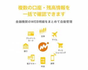 Androidアプリ「Linkx 家計簿 Powered by MoneyForward」のスクリーンショット 4枚目