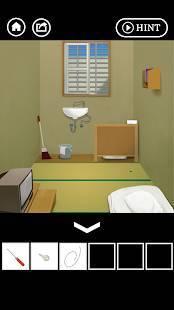 Androidアプリ「脱出ゲーム 網走刑務所からの脱出」のスクリーンショット 1枚目