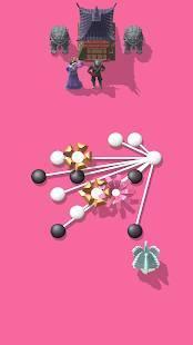 Androidアプリ「Dot Ninja」のスクリーンショット 4枚目