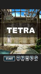 Androidアプリ「テトラ ワールドアドベンチャー」のスクリーンショット 1枚目