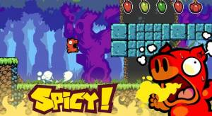 Androidアプリ「Spicy Piggy」のスクリーンショット 1枚目
