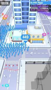 Androidアプリ「Crowd City」のスクリーンショット 4枚目