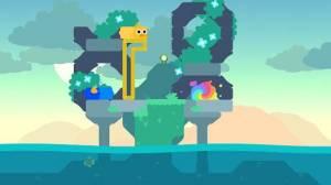 Androidアプリ「Snakebird Primer」のスクリーンショット 5枚目