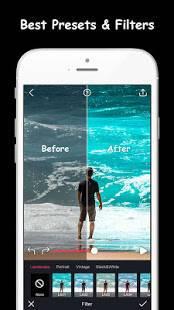 Androidアプリ「Movepic-写真の動きと写真のアニメーター」のスクリーンショット 4枚目