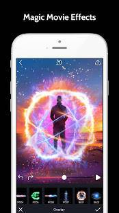 Androidアプリ「Movepic-写真の動きと写真のアニメーター」のスクリーンショット 5枚目