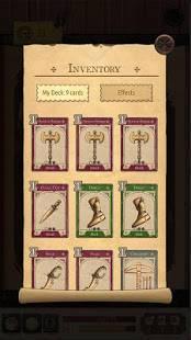 Androidアプリ「Spellsword Cards: Origins」のスクリーンショット 5枚目