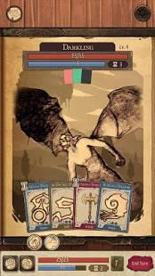 Androidアプリ「Spellsword Cards: Origins」のスクリーンショット 1枚目