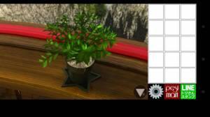 Androidアプリ「脱出ゲーム ハッピーエスケープ(最上階の部屋)」のスクリーンショット 5枚目