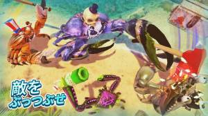 Androidアプリ「King of Crabs」のスクリーンショット 4枚目