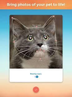 Androidアプリ「私のお話ペット」のスクリーンショット 5枚目