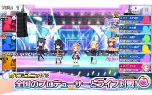 Androidアプリ「アイドルマスター シャイニーカラーズ」のスクリーンショット 5枚目