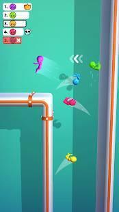 Androidアプリ「Run Race 3D - 3D 競走」のスクリーンショット 3枚目