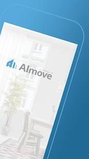 Androidアプリ「AIでラクラクお部屋探し-AImove(エーアイムーブ)-賃貸物件・マンション探しの不動産アプリ」のスクリーンショット 2枚目
