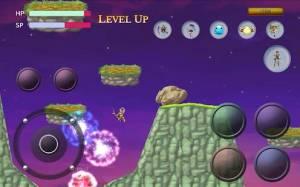 Androidアプリ「アルテア・サーガ【本格横スクロールアクションRPG】」のスクリーンショット 1枚目