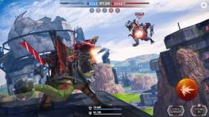 Androidアプリ「ジュラシック・モンスターワールド: 恐竜大戦 3D FPS」のスクリーンショット 5枚目