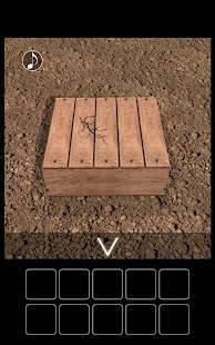 Androidアプリ「脱出ゲーム 桜の庭からの脱出」のスクリーンショット 4枚目