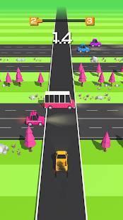 Androidアプリ「Traffic Run!」のスクリーンショット 4枚目