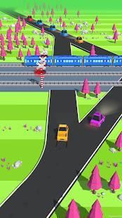 Androidアプリ「Traffic Run!」のスクリーンショット 1枚目