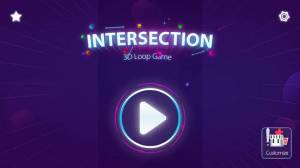 Androidアプリ「Intersection - 3D Puzzle Game」のスクリーンショット 5枚目