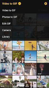 Androidアプリ「ImgPlay」のスクリーンショット 1枚目