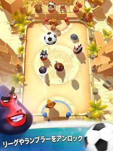 Androidアプリ「ランブルスターズ サッカー」のスクリーンショット 2枚目