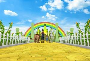 Androidアプリ「脱出ゲーム The Wizard of Oz」のスクリーンショット 2枚目