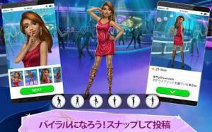 Androidアプリ「スーパースタイリスト - ファッションリーダーをドレスアップ&スタイリング」のスクリーンショット 5枚目