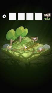 Androidアプリ「かえりみち -脱出ゲーム-」のスクリーンショット 5枚目