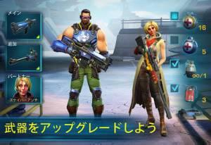 Androidアプリ「Evolution 2: ユートピアのための戦い。 戦術シューター」のスクリーンショット 2枚目