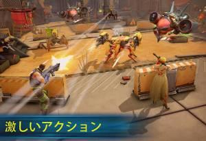 Androidアプリ「Evolution 2: ユートピアのための戦い。 戦術シューター」のスクリーンショット 1枚目