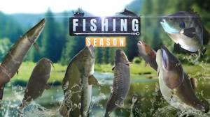 Androidアプリ「Fishing Season : River to ocean」のスクリーンショット 1枚目