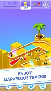 Androidアプリ「Mini Golf Magic」のスクリーンショット 2枚目