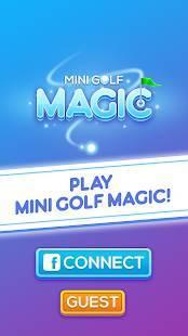 Androidアプリ「Mini Golf Magic」のスクリーンショット 5枚目
