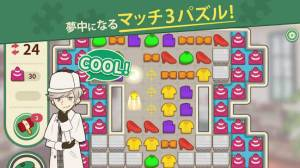 Androidアプリ「カラーピーソウト (COLOR PIECEOUT)-謎解き×マッチ3パズルゲーム」のスクリーンショット 2枚目