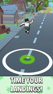 Androidアプリ「Jetpack Jump」のスクリーンショット 2枚目