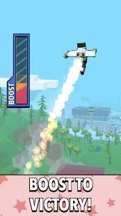 Androidアプリ「Jetpack Jump」のスクリーンショット 3枚目